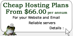 Cheap Hosting - Budget Plans