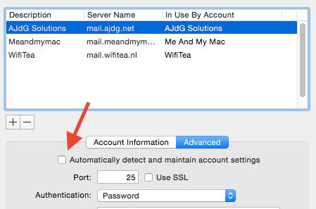 Email Setup Help iPad, iPhone Outlook 10